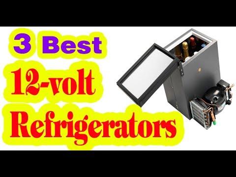 Best 12-volt Refrigerators to Buy in 2017