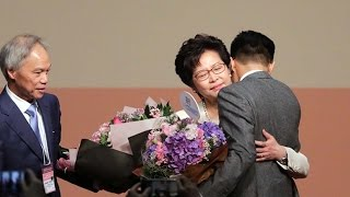 Carrie Lam: From grassroots to HK