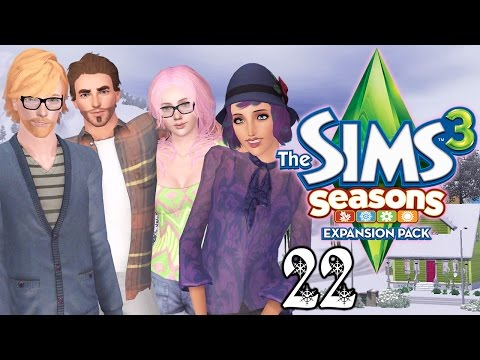 Let's Play The Sims 3 Seasons - Ep. 22 - Arrested...Again!