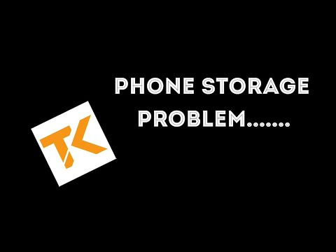Phone storage problem in vivo and other android phones. ##2