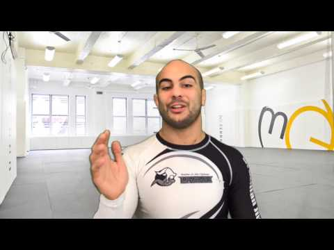 Should you use strength when you are training BJJ?