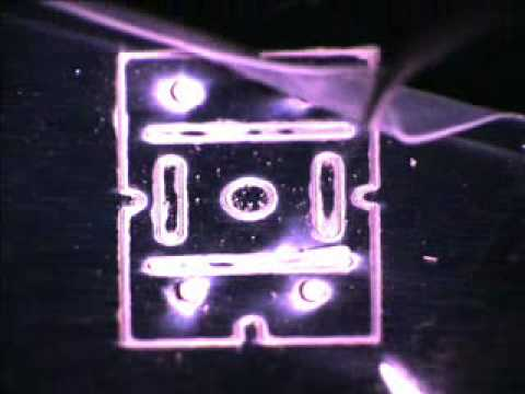 Cutting of silicon gasket