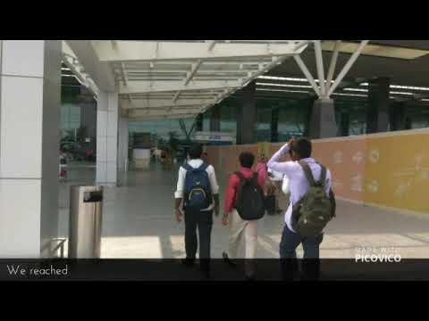 Bengaluru Kempegowda International Airport Visit by DC Boys