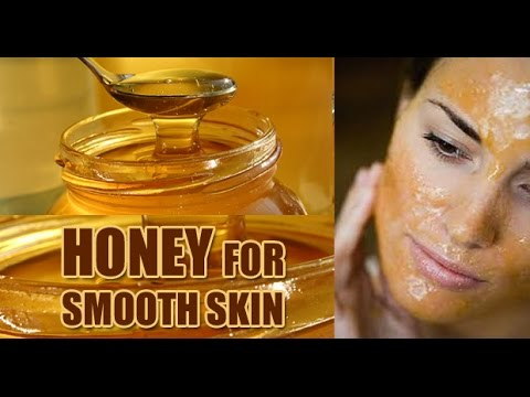 How to Get Smooth Skin Naturally | Honey for Smooth Skin