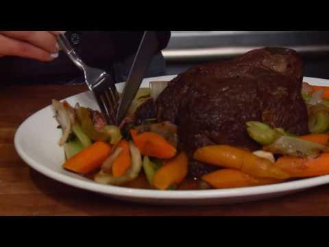 Wild in the Kitchen: Moose Roast