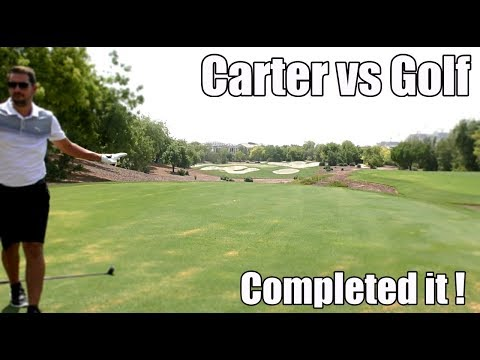 Carter vs Golf | Completed it!