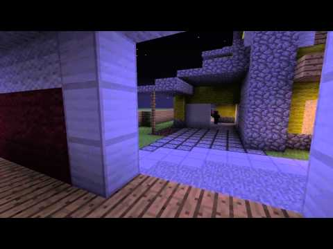 Minecraft: PlayStation®4-NUKETOWN!!  FIRST ON PS4!!!!!!