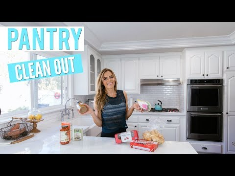 Get Lean: Pantry Clean Out
