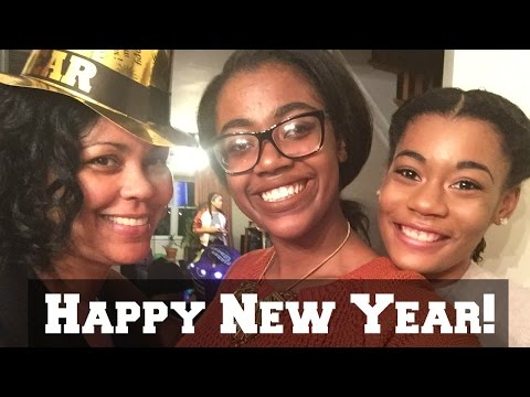 New Years Eve and Christmas Vlog
