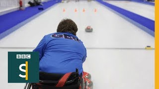 "Wheelchair curling: ""It"