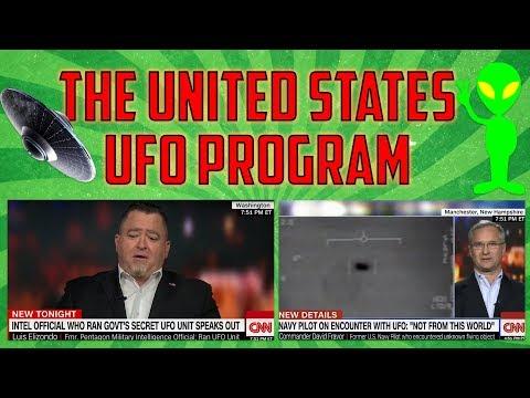 The Unites States UFO Program! - UFO Disclosure