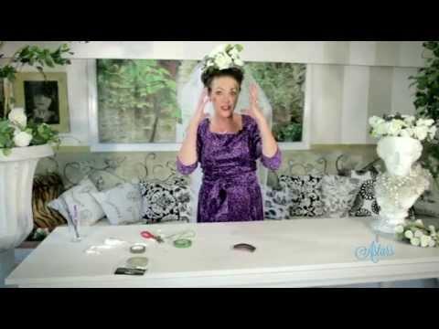 How to make a Bridal Wedding Veil