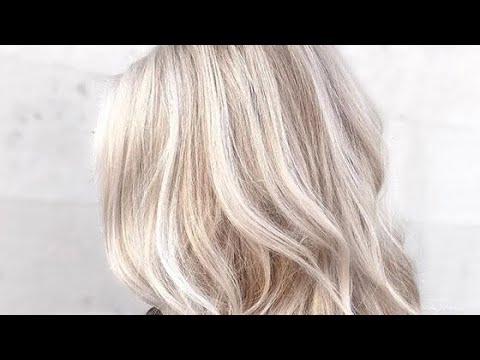 TONING BLONDE HAIR WITH PURPLE SHAMPOO