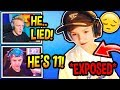 Streamers SHOCKED After FaZe H1ghSky1 Gets EXPOSED By FaZe Member! (Fortnite Moments)