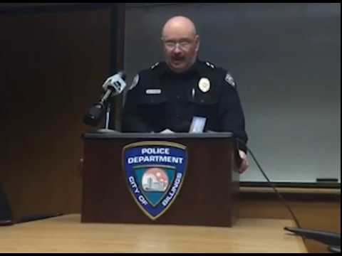 Billings police chief discusses an officer-involved shooting