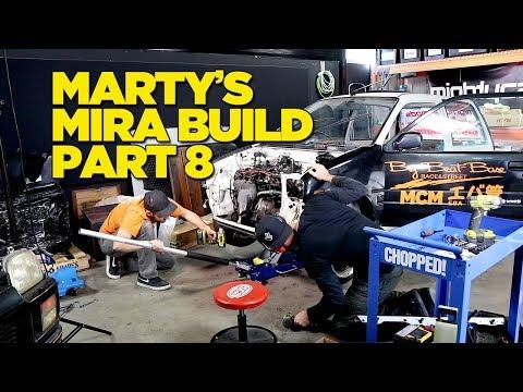 Marty's Mira Build [Part 8]
