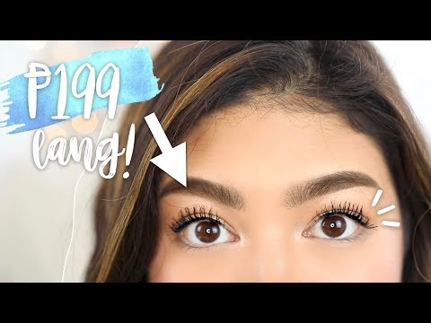 MASCARA ROUTINE - How I Get Long Lashes NA WALANG FALSIES! | Janina Vela