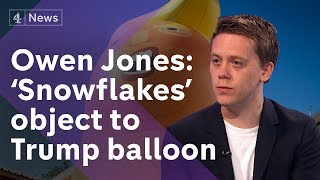 Donald Trump balloon criticism is