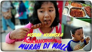 Kuliner Enak Pedas Dan Murah Di Mall 🌭 Sosis Jumbo Bakar Barbeque
