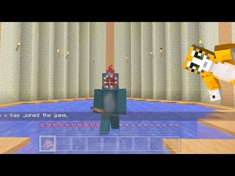 Minecraft Xbox - Lost Paradise - Part 1