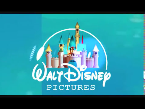 Walt Disney Pictures (Chicken Little Variant) Blender Logo V2