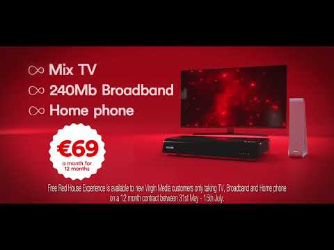 Get every drop of WiFi in every room with Virgin Media