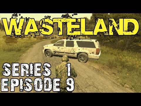 ArmA 2 Wasteland Series 1 - Episode 9 - Ammo Truck Air Lift
