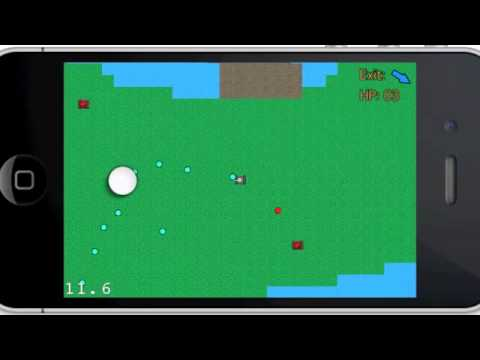 Multi-Directional Scrolling Shooter Game