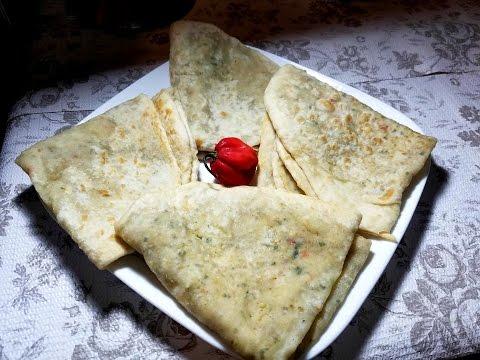 Trinidad Aloo-Puri or Aloo-Roti | Taste of Trini
