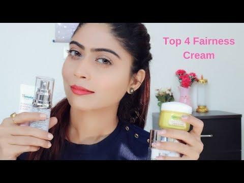 Top 4 FAIRNESS Cream in India | instant fair skin | Rinkal soni