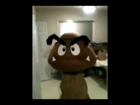 Impressive Goomba Costume