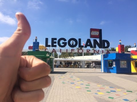 Legoland and San Diego Safari Best Things to Do In San Diego Episode 63