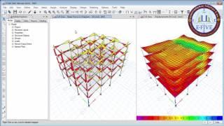 CSI SAFE - 11 Analysis , Design and detailing of Slab (Part