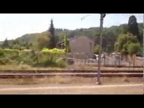 From Paris to Grenoble by Train