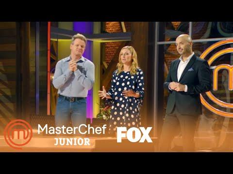 The Judges Monitor The Cooks | Season 6 Ep. 9 | MASTERCHEF JUNIOR