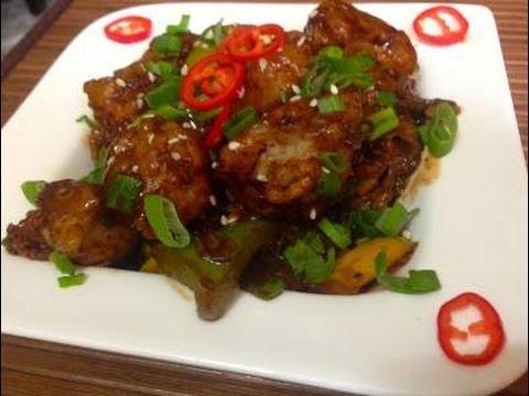 Chilli Chicken - Restaurant Style |  Spicy Chilli Chicken| Dry Indo Chinese Chilli Chicken