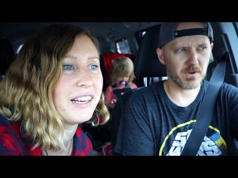 ROAD TRIP WITH 4 KIDS THROUGH 8 STATES
