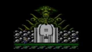End of the World (Contra NES)