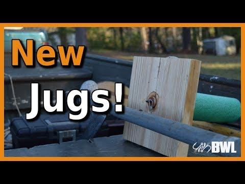 My Jug Fishing Setup for 2018
