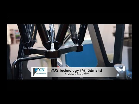 METALTECH Malaysia Exhibition 2017 - VGS Technology (M) Sdn Bhd