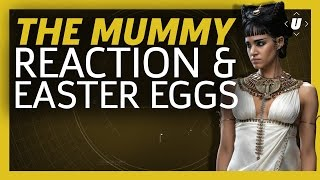 Download The Mummy Review and Easter Eggs Video