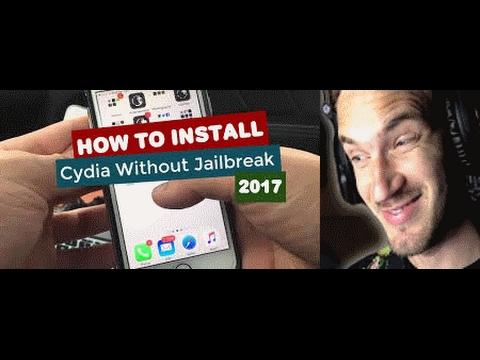How to Install cydia on ios 10  any ios device : Iphone, Ipad