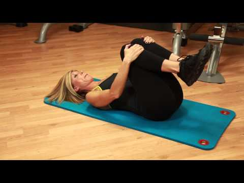 How to Loosen Up a Tight & Sore Lower Back : Training Exercises