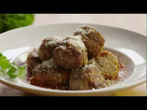 How to Make the Best Meatballs | Meatball Recipe | AllRecipes