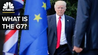 What The G7 Summit Is All About