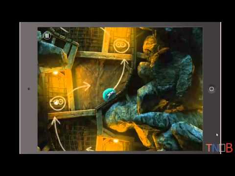 Leo's Fortune HD Gameplay Walkthrough Stage 2