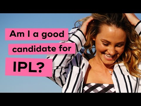 How To Know If You're A Good Candidate For IPL Intense Pulsed Light?