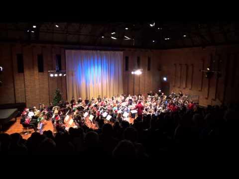 [Christmas Concert 2014] Home Alone Christmas - John Williams (arr. Paul Lavender)