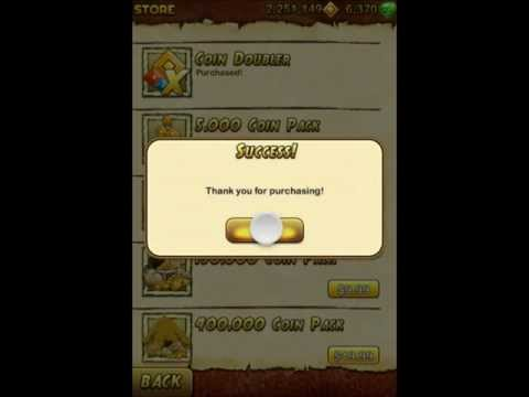 Temple Run 2 Hack iAP Cracker on iOS 6 and 7 WORKING