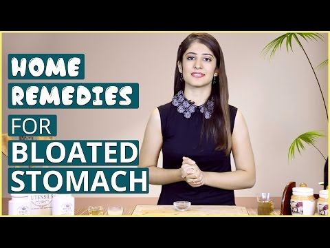 How To Get Rid Of Bloated Stomach | Reduce Stomach Bloating Instantly